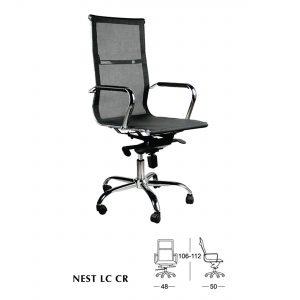 Kursi Kantor Subaru NEST LC CR 300x300 - Toko Jual Kursi Kantor Subaru Terpercaya di Rangkah