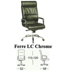 kursi-direktur-manager-subaru-type-ferre-lc-chrome