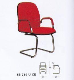 kursi hadap SB-210-U-CR