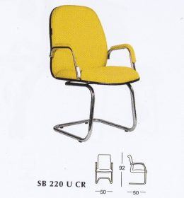 kursi hadap kantor subaru SB-220-U-CR