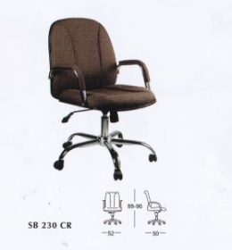 kursi kantor SB-230-CR-282x300