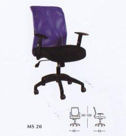 kursi kantor subaru MS-20-U-260x317