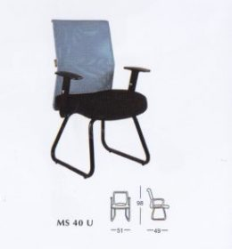 kursi kantor subaru MS-40-U-275x300