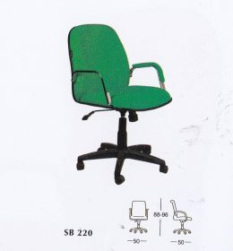 kursi kantor subaru SB-220