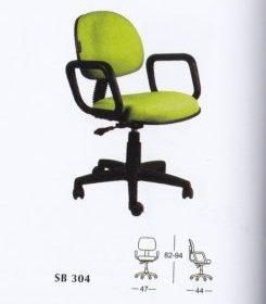 kursi kantor subaru SB-304-245x300