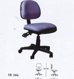 kursi kantor subaru SB-306-260x303