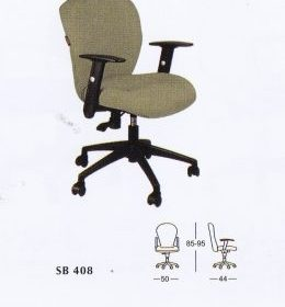 kursi kantor subaru SB-408