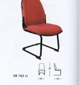kursi hadap kantor subaru SB-702-U